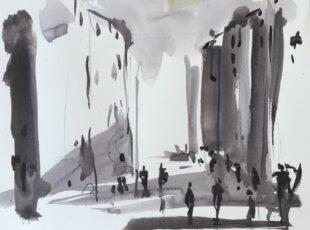 billede af bygninger